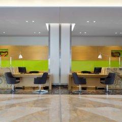 Отель Le Meridien Cairo Airport интерьер отеля