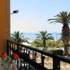 Апартаменты CaseSicule Lentisco Поццалло балкон