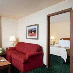 Отель TownePlace Suites by Marriott Indianapolis - Keystone комната для гостей фото 5