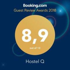Гостиница Hostel Q Украина, Львов - отзывы, цены и фото номеров - забронировать гостиницу Hostel Q онлайн с домашними животными