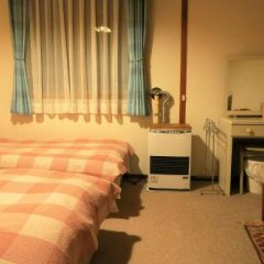 Отель Pension Agi Япония, Хакуба - отзывы, цены и фото номеров - забронировать отель Pension Agi онлайн комната для гостей фото 5