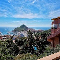 Отель Villa Luces Del Mar Педрегал балкон