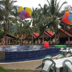 Отель Noble House Beach Resort детские мероприятия