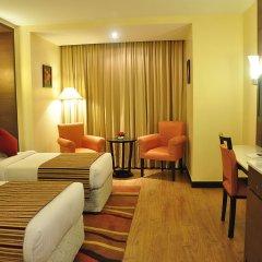 Отель City Park Airport комната для гостей