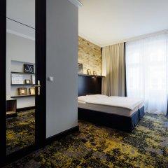 Отель Antik City Hotel Чехия, Прага - 10 отзывов об отеле, цены и фото номеров - забронировать отель Antik City Hotel онлайн комната для гостей фото 3