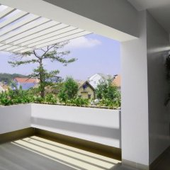 Отель Villa Le Hoang Далат балкон