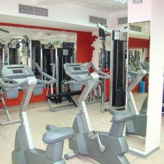 Central Hotel Forum фитнесс-зал