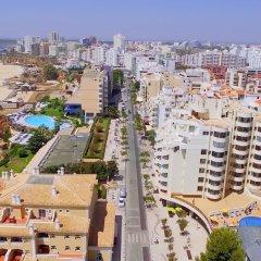 Algarve Mor Hotel пляж