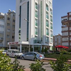 The Room Hotel & Apartments Анталья парковка