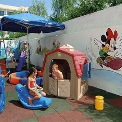 Anonymous Beach Hotel - Adults Only in Ayia Napa, Cyprus from 87$, photos, reviews - zenhotels.com childrens activities