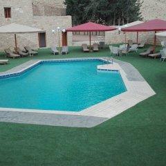 Отель Hayat Zaman Hotel & Resort Иордания, Вади-Муса - отзывы, цены и фото номеров - забронировать отель Hayat Zaman Hotel & Resort онлайн бассейн фото 2