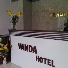 Отель Vanda Hotel Nha Trang Вьетнам, Нячанг - отзывы, цены и фото номеров - забронировать отель Vanda Hotel Nha Trang онлайн интерьер отеля