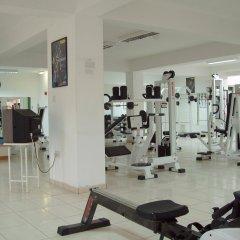 Paphiessa Hotel фитнесс-зал