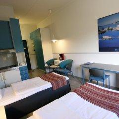 Отель Airport Hotel Bonus Inn Финляндия, Вантаа - 13 отзывов об отеле, цены и фото номеров - забронировать отель Airport Hotel Bonus Inn онлайн комната для гостей