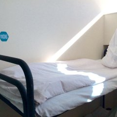 Скай Хостел Шереметьево комната для гостей