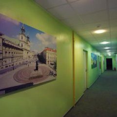 Отель eMKa Hostel Польша, Варшава - отзывы, цены и фото номеров - забронировать отель eMKa Hostel онлайн интерьер отеля фото 3