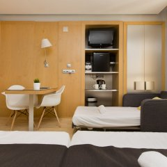 Отель Jardin Botanico Hotel Boutique Испания, Валенсия - отзывы, цены и фото номеров - забронировать отель Jardin Botanico Hotel Boutique онлайн удобства в номере фото 2