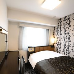 Super Hotel Chiba Ekimae Тиба комната для гостей фото 4