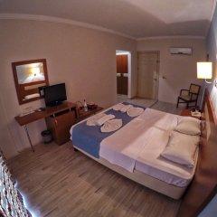 Отель BILGIN Каш удобства в номере фото 2