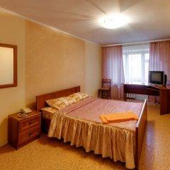 Гостиница Уральская комната для гостей фото 5
