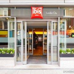 Отель ibis London City - Shoreditch Великобритания, Лондон - 2 отзыва об отеле, цены и фото номеров - забронировать отель ibis London City - Shoreditch онлайн вид на фасад