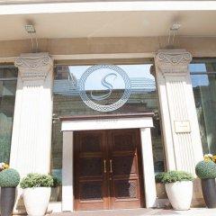 Отель Sapphire Отель Азербайджан, Баку - 2 отзыва об отеле, цены и фото номеров - забронировать отель Sapphire Отель онлайн вид на фасад фото 3