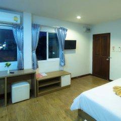 Отель Sea Breeze Jomtien Residence Таиланд, Паттайя - отзывы, цены и фото номеров - забронировать отель Sea Breeze Jomtien Residence онлайн удобства в номере фото 2