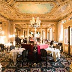 Отель Intercontinental Paris-Le Grand Париж питание