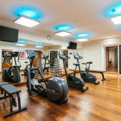 Отель Radisson Blu Style Вена фитнесс-зал