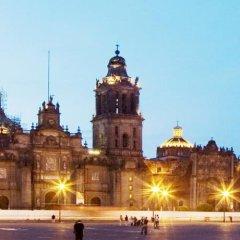 Отель Mexiqui Zocalo Мексика, Мехико - отзывы, цены и фото номеров - забронировать отель Mexiqui Zocalo онлайн городской автобус