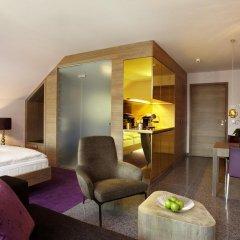 Отель abito Suites Германия, Лейпциг - отзывы, цены и фото номеров - забронировать отель abito Suites онлайн комната для гостей