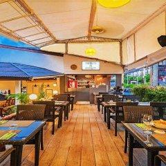Отель Eden Bungalow Resort питание фото 3