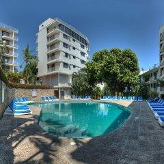 Отель Alba Suites Acapulco бассейн фото 2