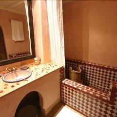 Отель Riad Dar Dmana Марокко, Фес - отзывы, цены и фото номеров - забронировать отель Riad Dar Dmana онлайн ванная