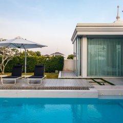 Отель Gatsby Rawai Villa бассейн