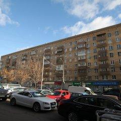 Апартаменты TVST Apartments Bolshaya Gruzinskaya 62 парковка