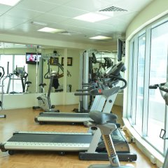 Legacy Hotel Apartments фитнесс-зал