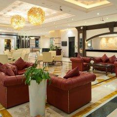 Отель Holiday Inn Bur Dubai Embassy District Дубай интерьер отеля фото 2
