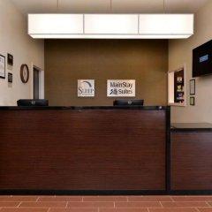 Отель extend a suites интерьер отеля
