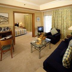 Отель Rodos Park Suites & Spa Греция, Родос - 1 отзыв об отеле, цены и фото номеров - забронировать отель Rodos Park Suites & Spa онлайн комната для гостей фото 3