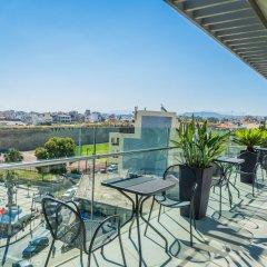 Castello City Hotel балкон