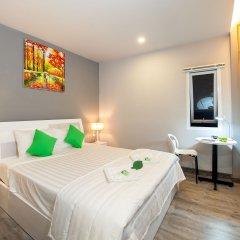 All Seasons Hotel комната для гостей