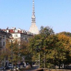 Отель 7 Rooms Turin балкон