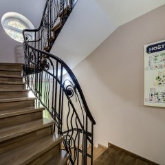 Ostriv Hostel интерьер отеля фото 2