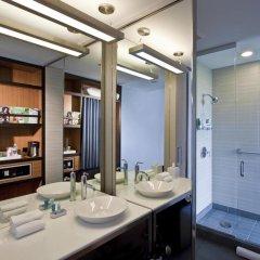 Отель Aloft Chicago OHare США, Розмонт - отзывы, цены и фото номеров - забронировать отель Aloft Chicago OHare онлайн ванная