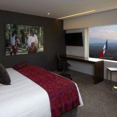 Отель Intercontinental Presidente Mexico City Мехико комната для гостей фото 2
