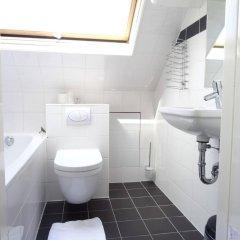 Отель Park Plantage Нидерланды, Амстердам - 9 отзывов об отеле, цены и фото номеров - забронировать отель Park Plantage онлайн ванная