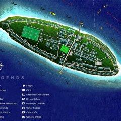 Отель Royal Island Resort And Spa спортивное сооружение