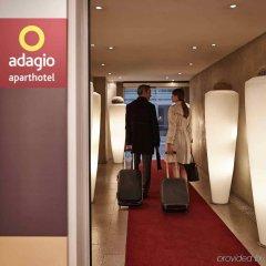 Отель Aparthotel Adagio Paris Opéra Франция, Париж - 1 отзыв об отеле, цены и фото номеров - забронировать отель Aparthotel Adagio Paris Opéra онлайн удобства в номере фото 2