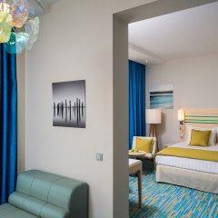 Гостиница Radisson Blu Челябинск комната для гостей